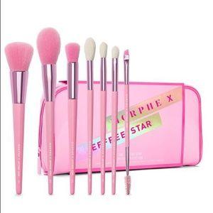 NIB Morphe X Jeffree Star Brush Set
